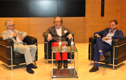 WESTHOFF FINE ARTS - Talk with the director Werner Raeune and special guest Hans Mayer