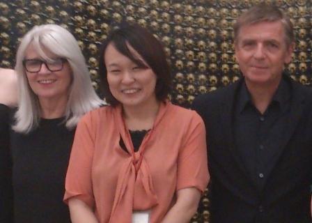 WESTHOFF FINE ARTS - Talk with Dr. Mitsue Nagaya & Leiko Ikemura
