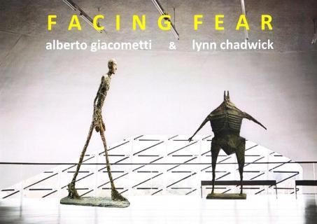 WESTHOFF FINE ARTS - Giacometti-Chadwick – Facing Fear