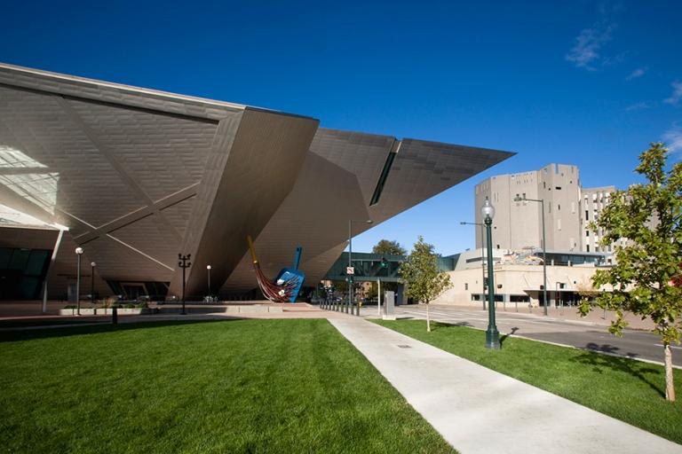 The Denver Art Museum (Courtesy of the Denver Art Museum, Photo: Jeff Wells) - Westhoff Fine Arts